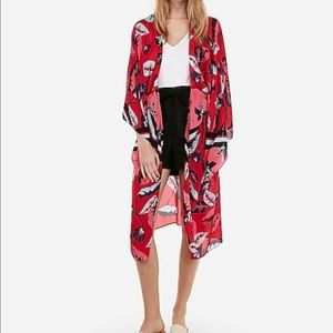 kimono cover-up
